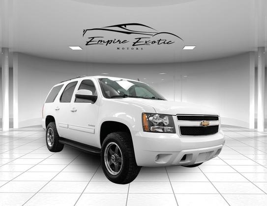 2013 Chevrolet Tahoe LS:24 car images available