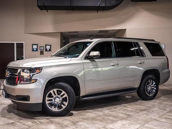 2015 Chevrolet Tahoe LT:24 car images available