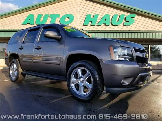 2012 Chevrolet Tahoe LT:24 car images available