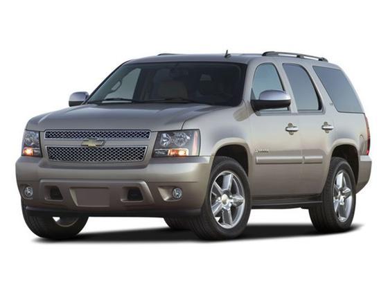 2008 Chevrolet Tahoe LT : Car has generic photo