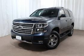 2017 Chevrolet Tahoe LT:24 car images available