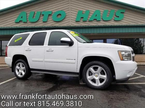 2007 Chevrolet Tahoe LT:24 car images available