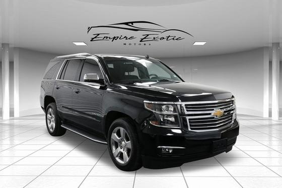 2015 Chevrolet Tahoe LTZ:24 car images available