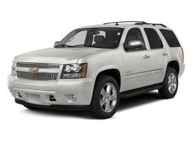 2014 Chevrolet Tahoe LTZ : Car has generic photo