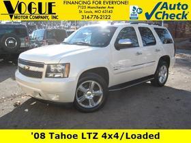 2008 Chevrolet Tahoe LTZ:24 car images available