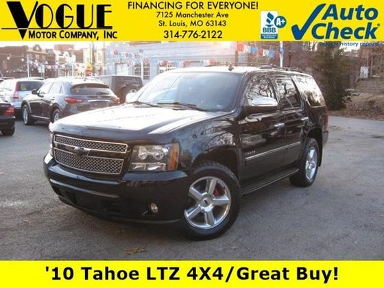 2010 Chevrolet Tahoe LTZ:24 car images available