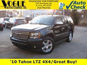 2010 Chevrolet Tahoe LTZ:24 car images available