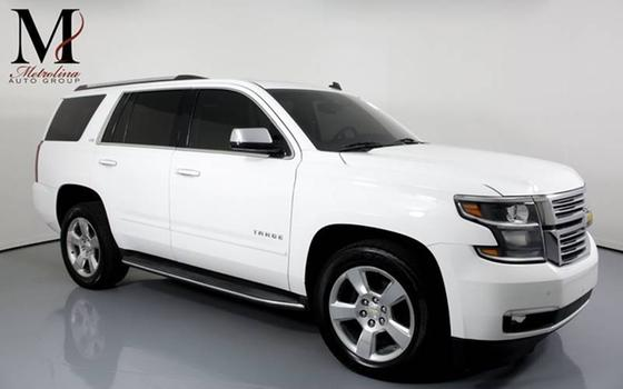 2015 Chevrolet Tahoe LTZ:24 car images available