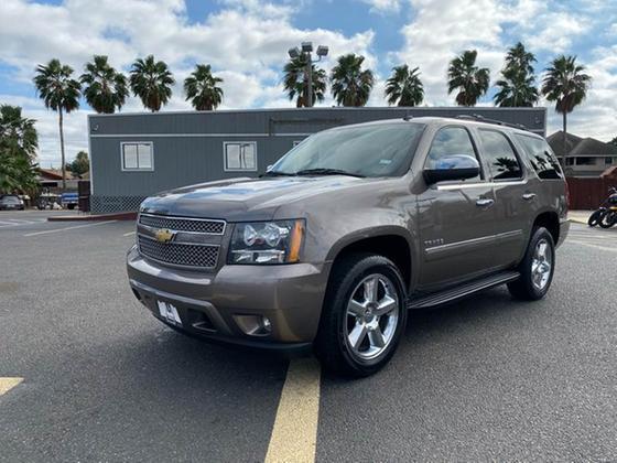 2013 Chevrolet Tahoe LTZ:24 car images available