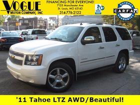 2011 Chevrolet Tahoe LTZ:24 car images available