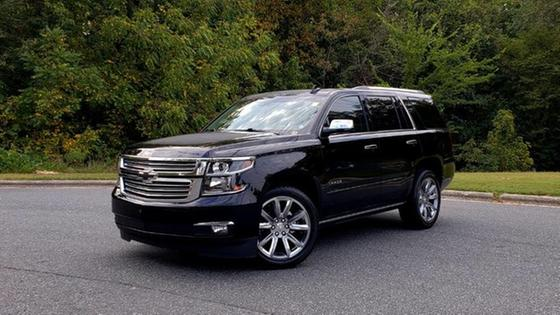 2017 Chevrolet Tahoe Premier:24 car images available