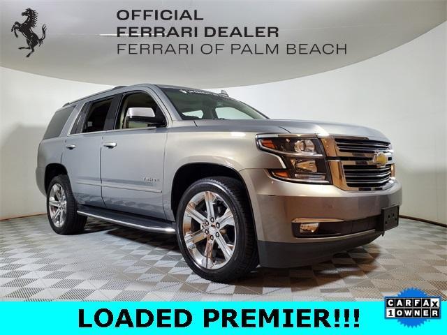2018 Chevrolet Tahoe Premier:24 car images available