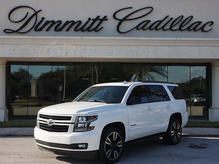 2019 Chevrolet Tahoe Premier:24 car images available