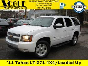 2011 Chevrolet Tahoe Z71:24 car images available