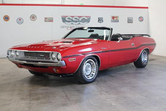 1970 Dodge Challenger :9 car images available