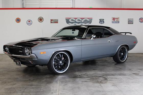 1973 Dodge Challenger :9 car images available