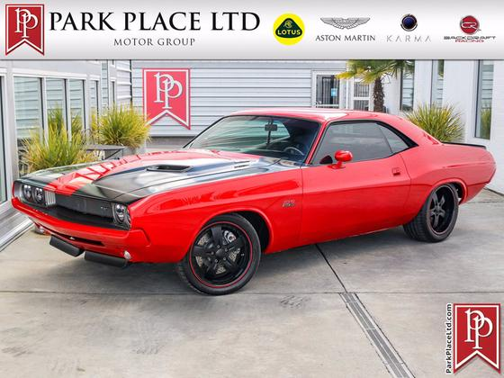 1972 Dodge Challenger :24 car images available