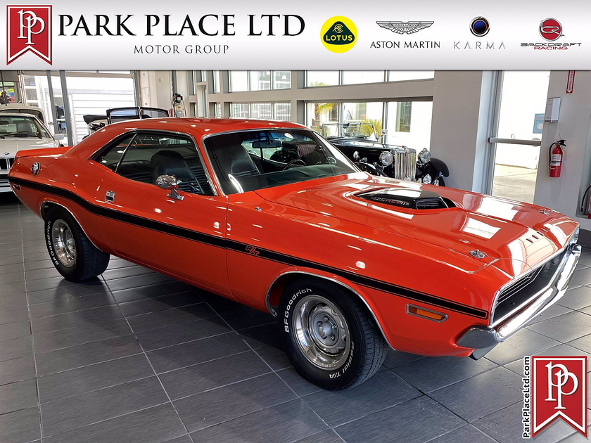 1970 Dodge Challenger :13 car images available