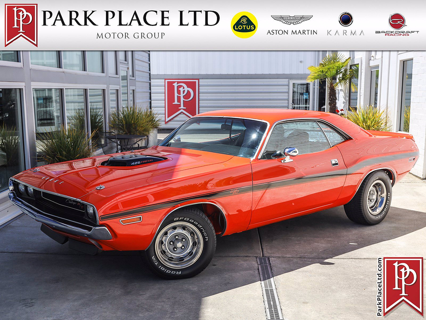 1970 Dodge Challenger :23 car images available