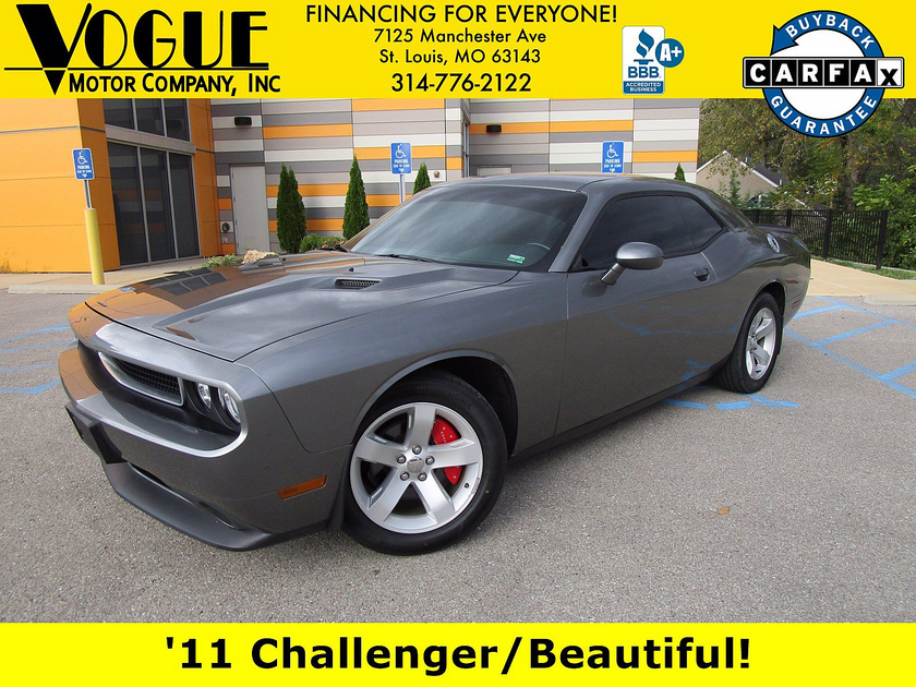 2011 Dodge Challenger :18 car images available