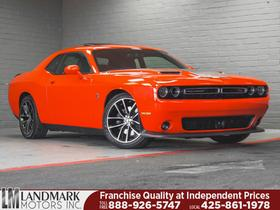 2016 Dodge Challenger R/T Scat Pack:24 car images available