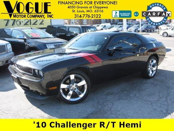 2010 Dodge Challenger R/T:24 car images available