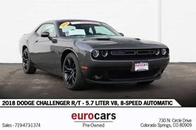 2018 Dodge Challenger R/T:24 car images available