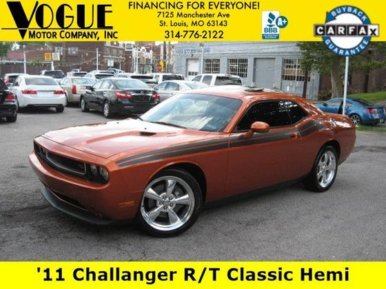 2011 Dodge Challenger R/T:23 car images available