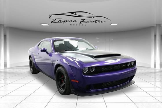 2018 Dodge Challenger SRT Demon:24 car images available