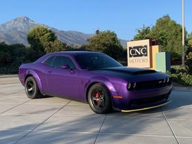 2018 Dodge Challenger SRT Demon:24 car images available