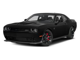 2016 Dodge Challenger SRT Hellcat : Car has generic photo