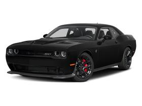 2017 Dodge Challenger SRT Hellcat : Car has generic photo