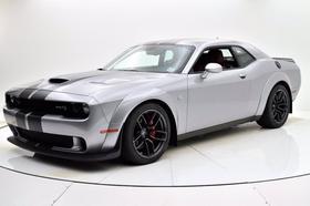 2018 Dodge Challenger SRT Hellcat:24 car images available