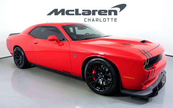 2016 Dodge Challenger SRT Hellcat:24 car images available