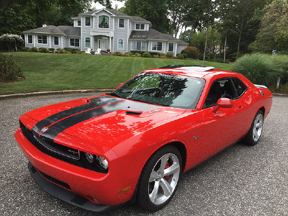 2009 Dodge Challenger SRT8:10 car images available
