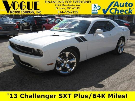 2013 Dodge Challenger SXT:24 car images available