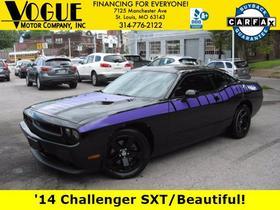 2014 Dodge Challenger SXT:20 car images available