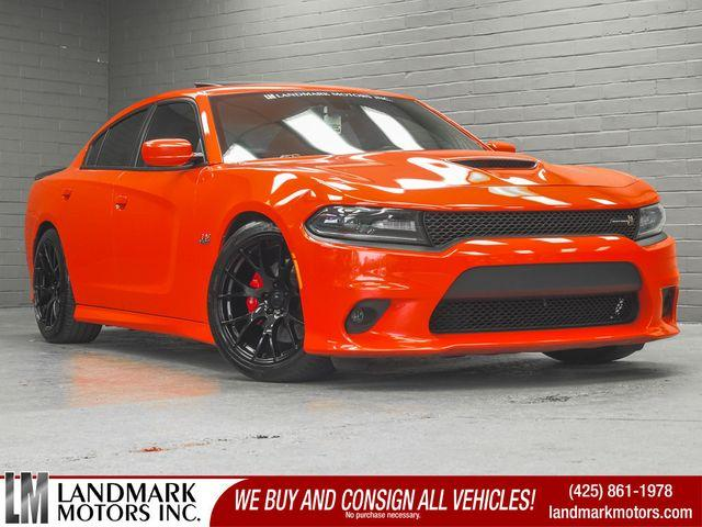 2016 Dodge Charger R/T Scat Pack:24 car images available