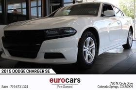 2015 Dodge Charger SE:13 car images available