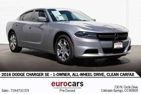 2016 Dodge Charger SE:24 car images available