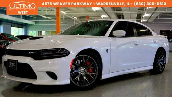 2016 Dodge Charger SRT Hellcat:24 car images available