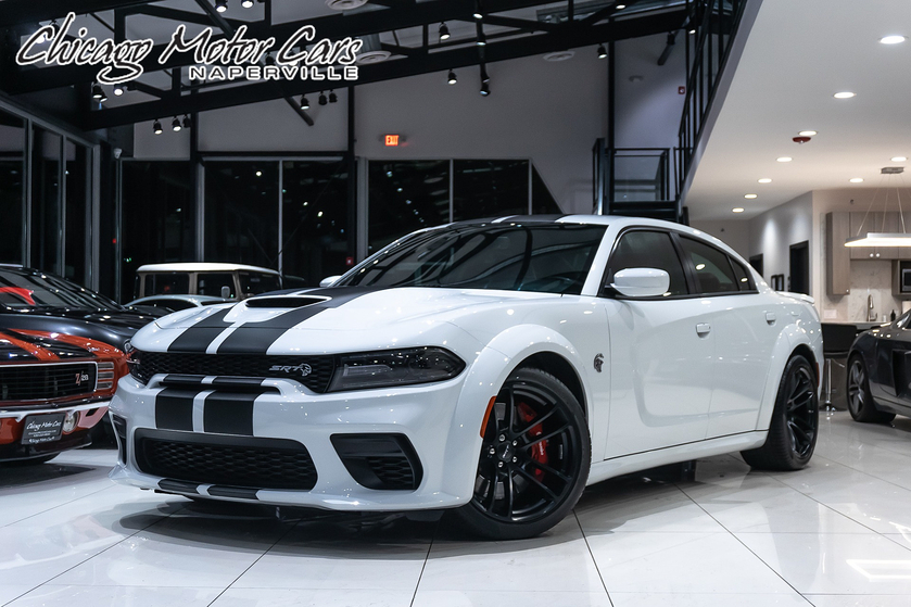 2020 Dodge Charger SRT Hellcat:24 car images available