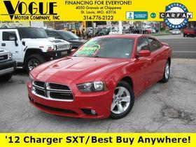 2012 Dodge Charger SXT:24 car images available