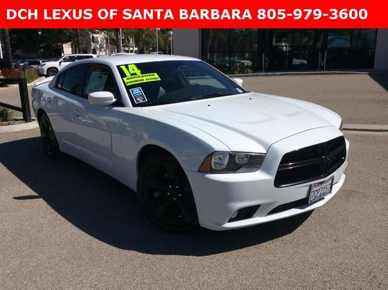 2014 Dodge Charger SXT:14 car images available
