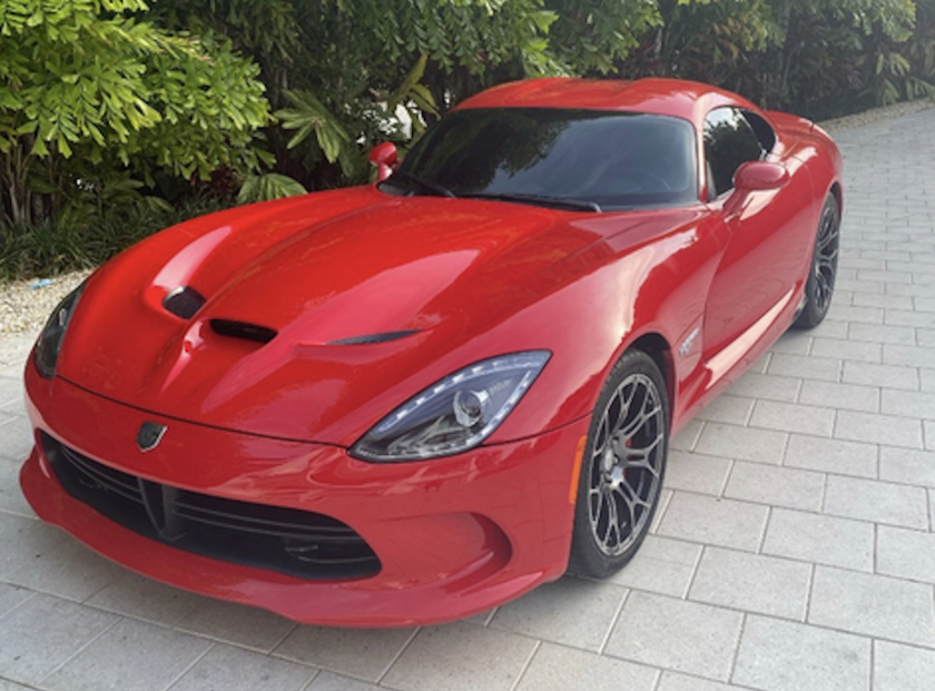 2015 Dodge Viper :10 car images available