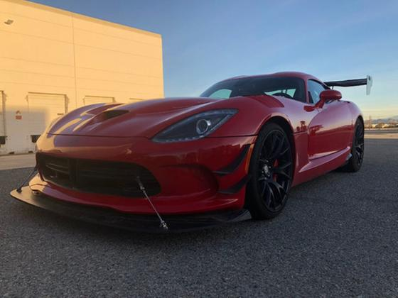 2016 Dodge Viper ACR:12 car images available