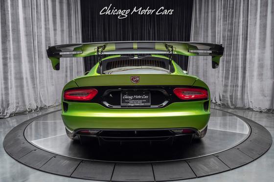 2017 Dodge Viper ACR