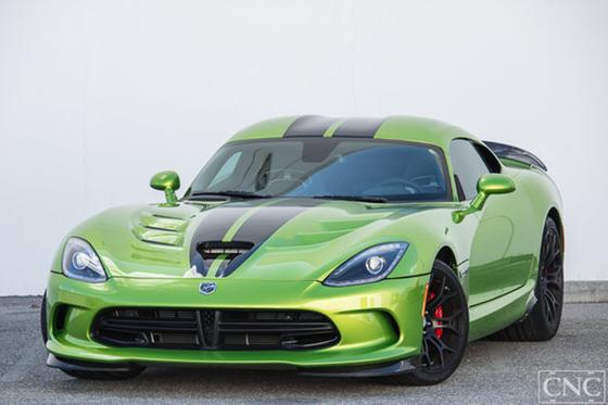 2017 Dodge Viper GTC:24 car images available