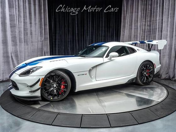 2017 Dodge Viper GTS-R Final Edition:24 car images available