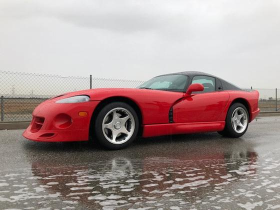 1998 Dodge Viper GTS:9 car images available